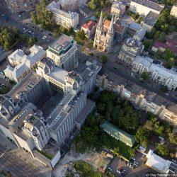 Деловой и исторический Киев. Бизнес-центр «Торонто-Киев»