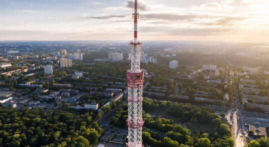 Киевская телебашня