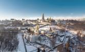 Киево-Печерская лавра зимой