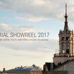 Kiev aerial showreel 2017