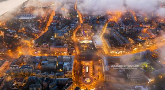 Крещатик, Майдан Незалежності