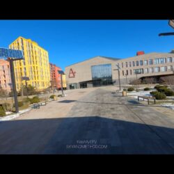 Гимназия А+. FPV видеосъёмка