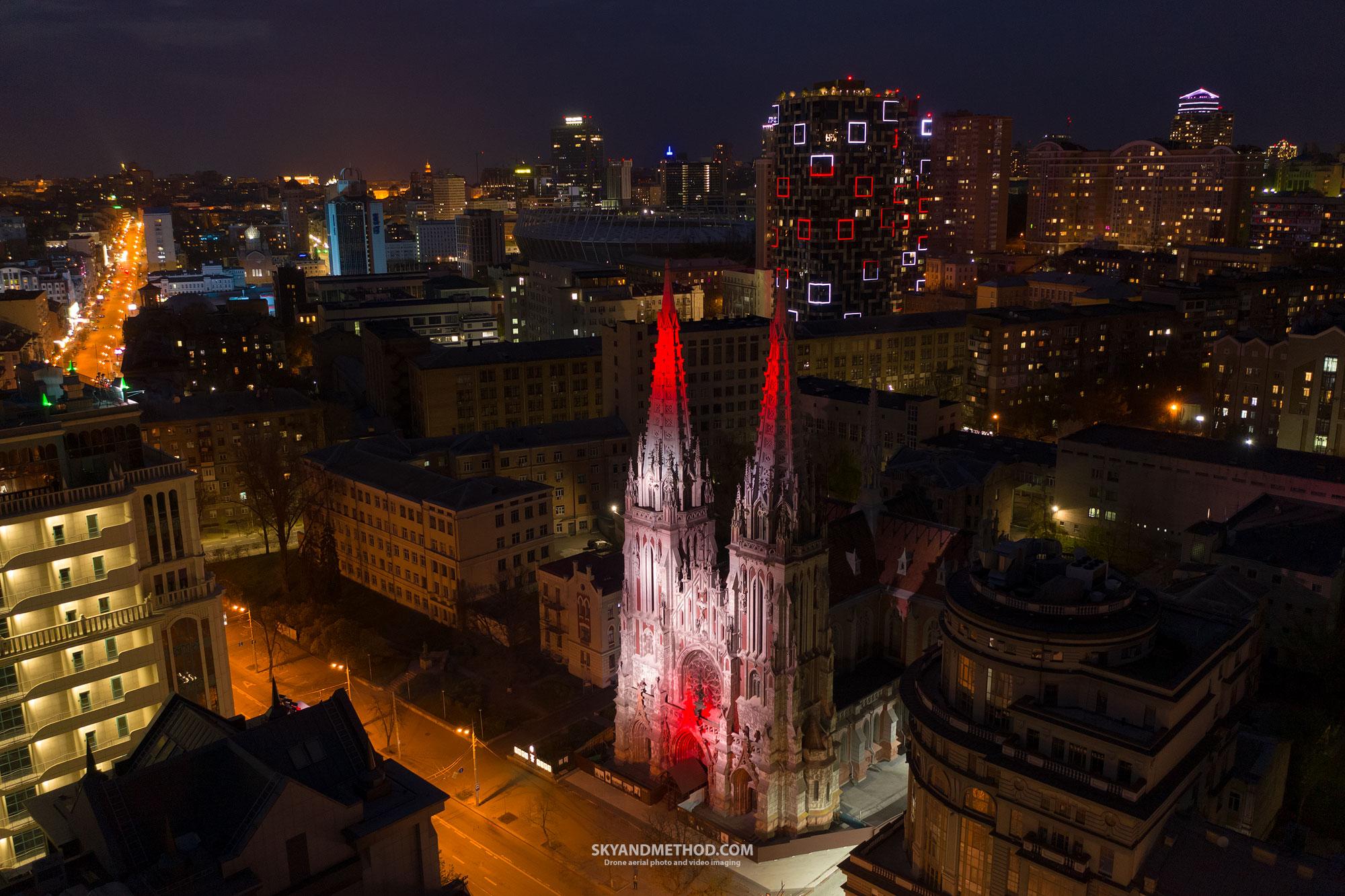 Николаевский костёл / St.Nicolas Paris Church